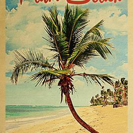 Palm Beach Florida Palm Tree - Flo Karp