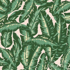 Palm Print by Lauren Amelia Hughes