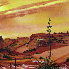Lorita Montgomery - Palo Duro Canyon