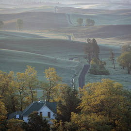 Bob Neiman - Palouse House and Road