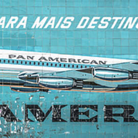 Marco Oliveira - Pan American Vintage Ad V