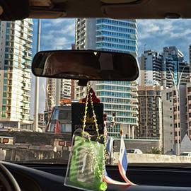 Panama City Panama by taxi
