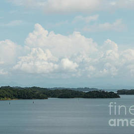 Panama Clouds by Ana V Ramirez