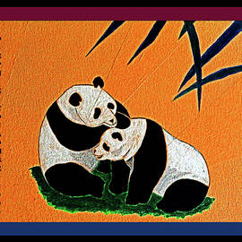 Joseph Coulombe - Panda Friends