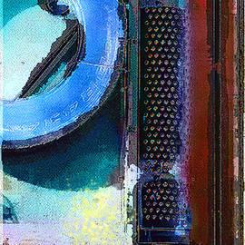 Steve Karol - panel one from Centrifuge