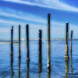Panhandle Poles # 2 by Mel Steinhauer