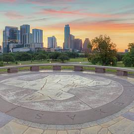 Rob Greebon - Panorama of Downtown Austin, Texas, 3