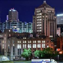 Skyline Photos of America - Panorama of the Queen City