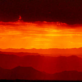 Panorama - Valley Of Fire Sunset 003