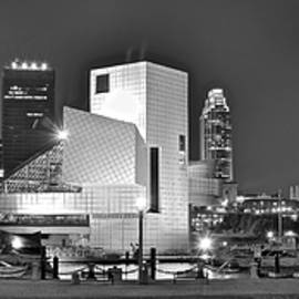 Frozen in Time Fine Art Photography - Panoramic Black and White