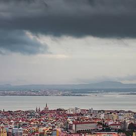 Carlos Caetano - Panoramic Lisbon