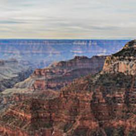 Robert Bales - Panoramic View Of The North Rim