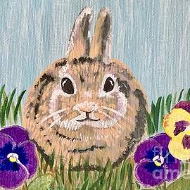 Pansy Hop by Lindsay Smith