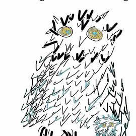 Kathy Barney - Papa Owl