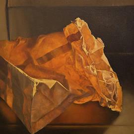 Rebecca Giles - Glowing Paper Bag