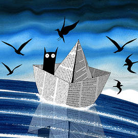 Andrew Hitchen - Paper Boat