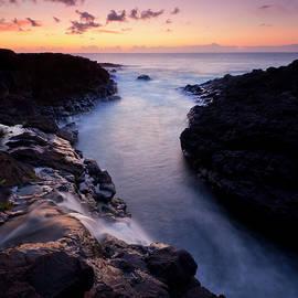 Paradise Falls by Mike  Dawson