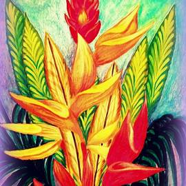 Em Scott - Paradise Flowers