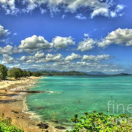 Reid Callaway - Paradise Found Kailua Beach Park Oahu Hawaii Art