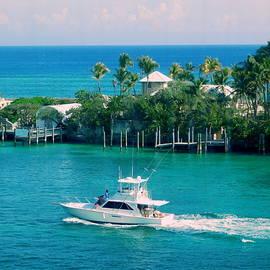 Paradise Island - Bahamas by Arlane Crump