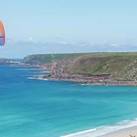 Paragliding Cape Cornwall