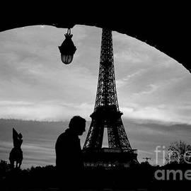 Paris . Bir-Hakem. by Cyril Jayant