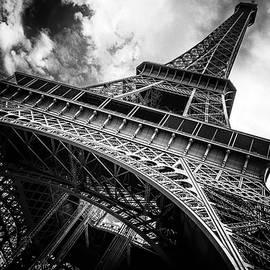 Paris, Eiffel Tower by Peter Karakehayov