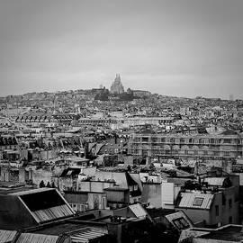 Paris Montmartre. by Cyril Jayant