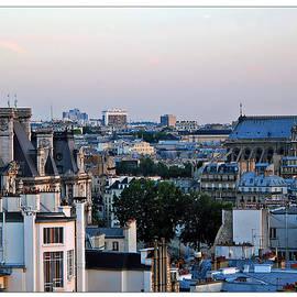 Joan  Minchak - Paris Rooftop