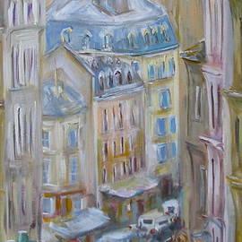 Alina Vidulescu - Paris Street