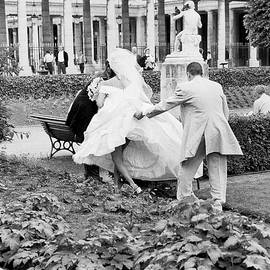 Paris Wedding by Dave Beckerman