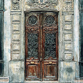 Joey Agbayani - Parisian Door No. 5-3