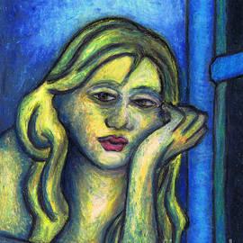 Kamil Swiatek - Parisian Woman Waiting By The Window Still