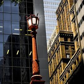 Kenneth Laurence Neal - Park Avenue Noir Streetlamp Series