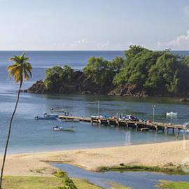 Hugh Stickney - Parlatuvier Jetty, Tobago