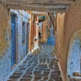 Colette V Hera Guggenheim - PAROS Beauty Island Greece