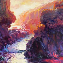 Passage by Steve Henderson