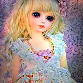 Artful Oasis - Pastel Baby Doll