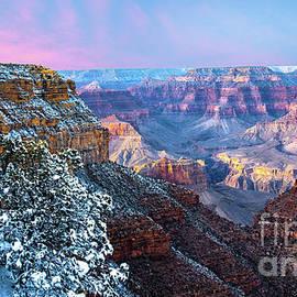 Susan Warren - Pastel Canyon