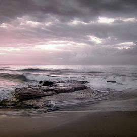 Pastel Surf by Susan Maxwell Schmidt