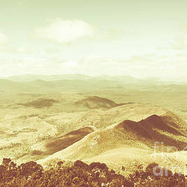 Jorgo Photography - Wall Art Gallery - Pastel tone mountains