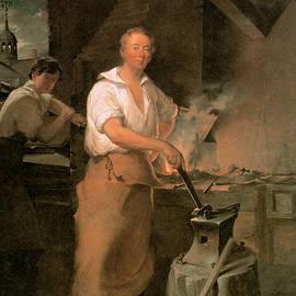John Neagle - Pat Lyon at the forge