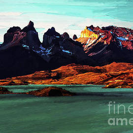 Gull G - Patagonia, Chilli Mountain