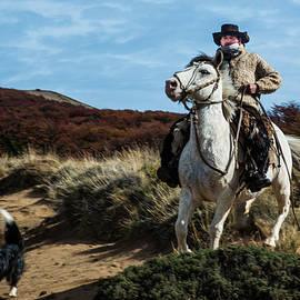Patagonian Gaucho by Walt Sterneman