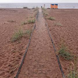 Jukka Heinovirta - Path To The Empty Beach