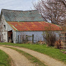 William Sturgell - Path to the Old Barn