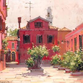 Patio in Murano by Vitaly Varyakin
