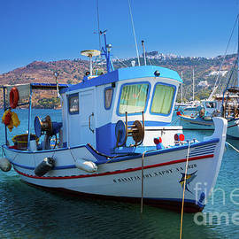 Inge Johnsson - Patmos Fishing Boat