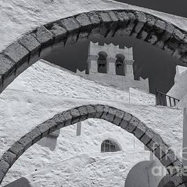 Inge Johnsson - Patmos Monastery Arches