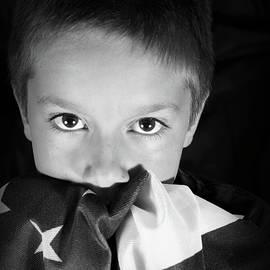 Charles Benavidez - Patriotic Boy
